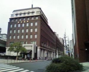 日本橋野村ビル(2008年4月12日撮影)